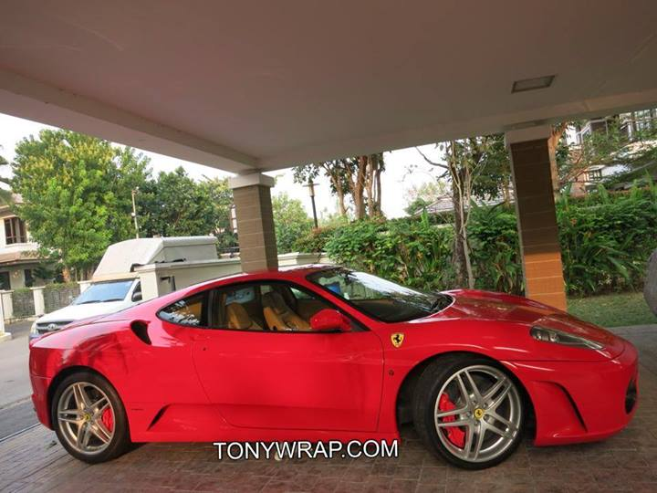 TONY WRAP CAR ????????????????? ???????????????? Wrap?? Car