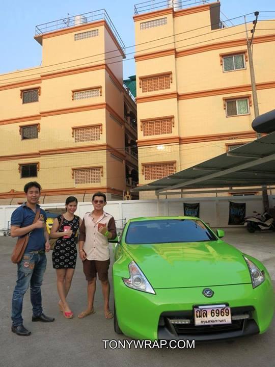 Tony Wrap Car ฟลมใสกนรอยสรถ ฟลมเปลยนสรถ Wrapรถ Car