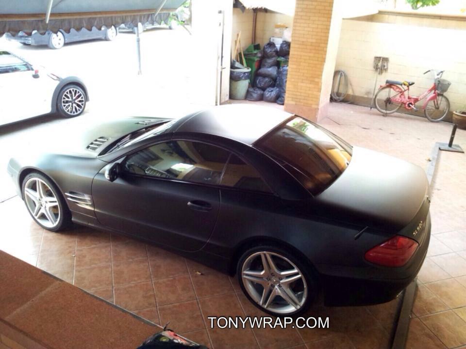 TONY WRAP CAR ฟิล์มเปลี่ยนสีรถ Wrapรถ Car Wrap ราคาพิเศษ | Matt ...
