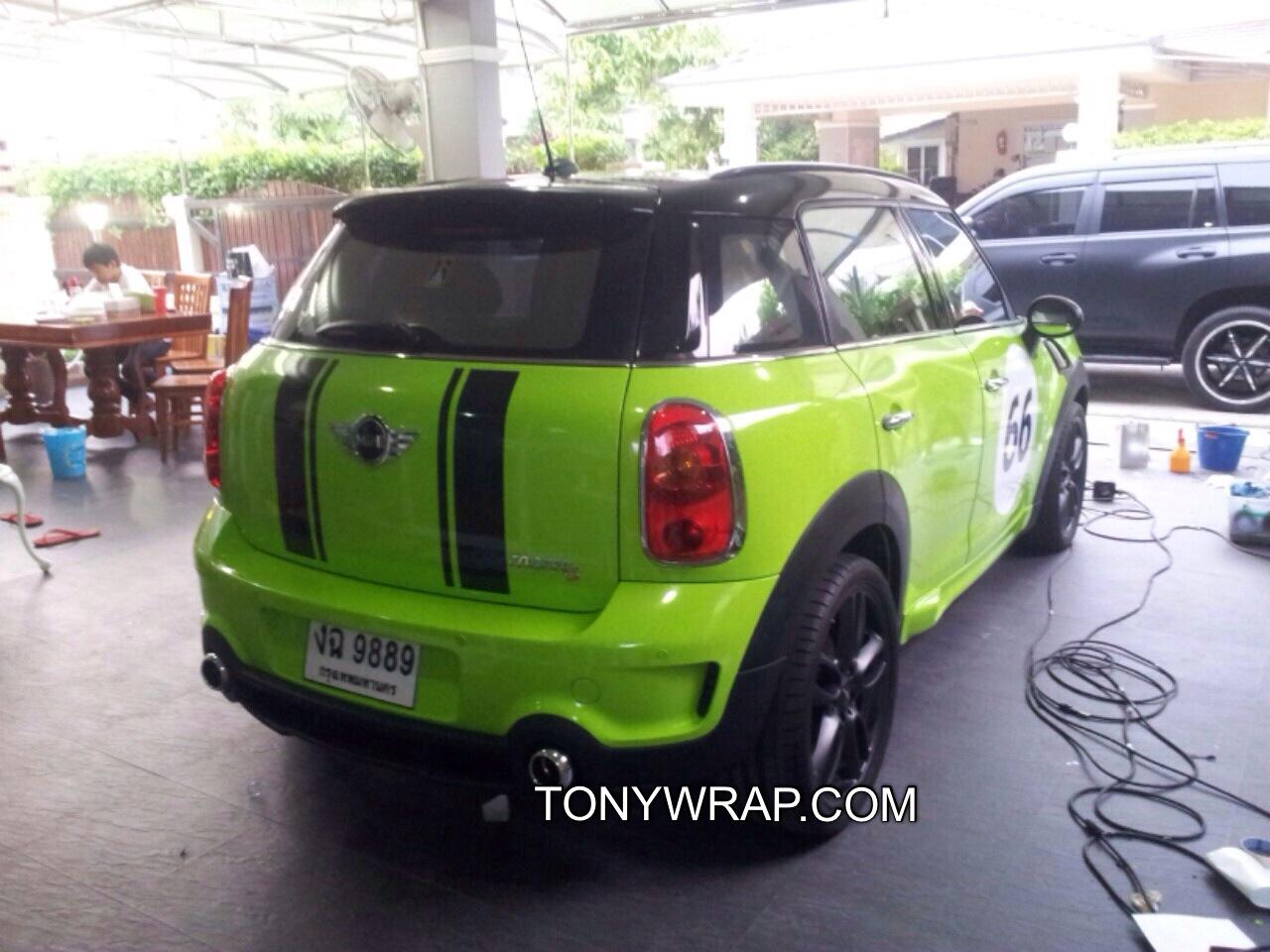TONY WRAP CAR ฟิล์มเปลี่ยนสีรถ Wrapรถ Car Wrap ราคาพิเศษ  f08f99b0598