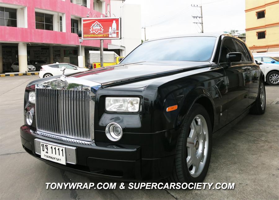 2944b1e6 TONY WRAP CAR ฟิล์มเปลี่ยนสีรถ Wrapรถ Car Wrap ราคาพิเศษ   Rolls ...