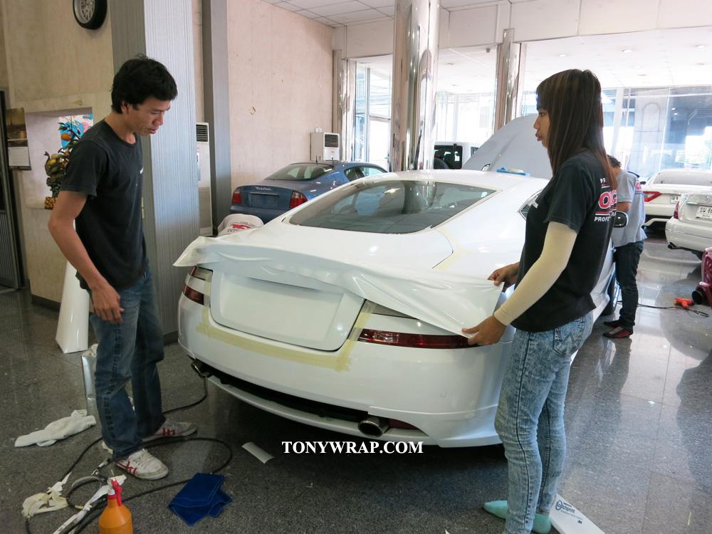 0d289efe69 TONY WRAP CAR ฟิล์มเปลี่ยนสีรถ Wrapรถ Car Wrap ราคาพิเศษ | Glossy ...