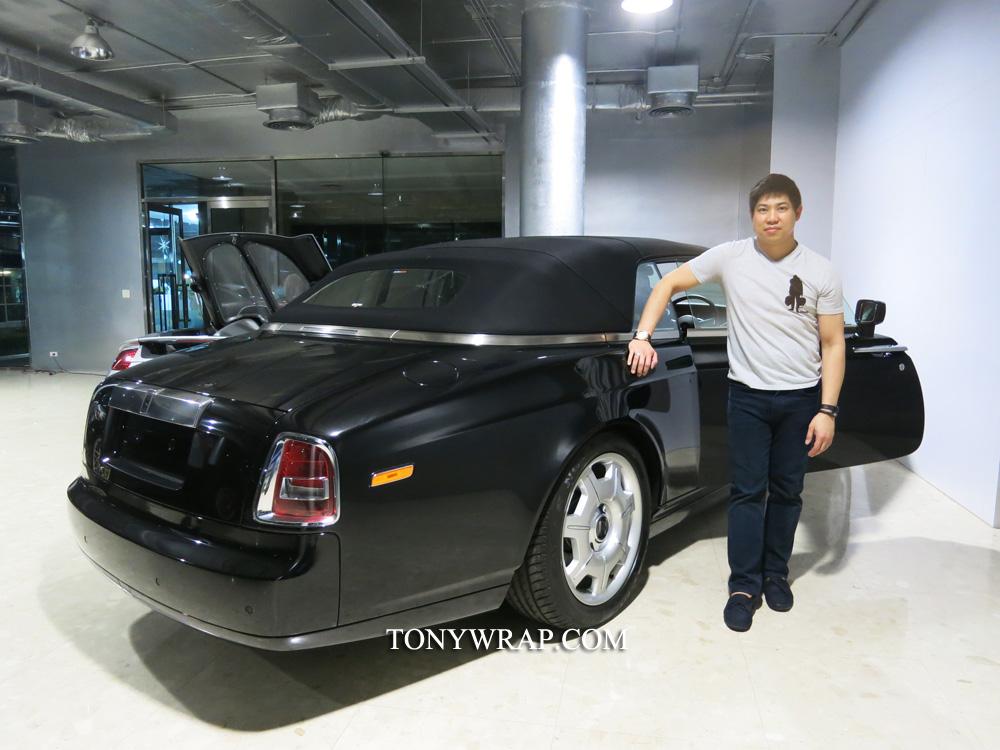 TONY WRAP CAR ฟิล์มเปลี่ยนสีรถ Wrapรถ Car Wrap ราคาพิเศษ  5312b9e1e96e