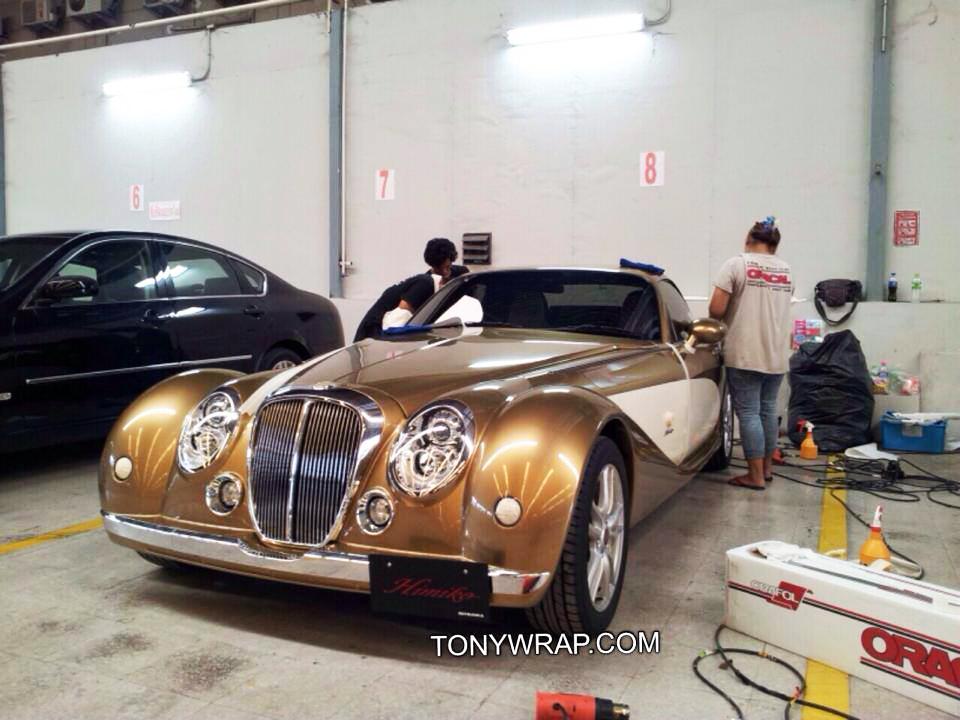 641938cff115e TONY WRAP CAR ฟิล์มเปลี่ยนสีรถ Wrapรถ Car Wrap ราคาพิเศษ