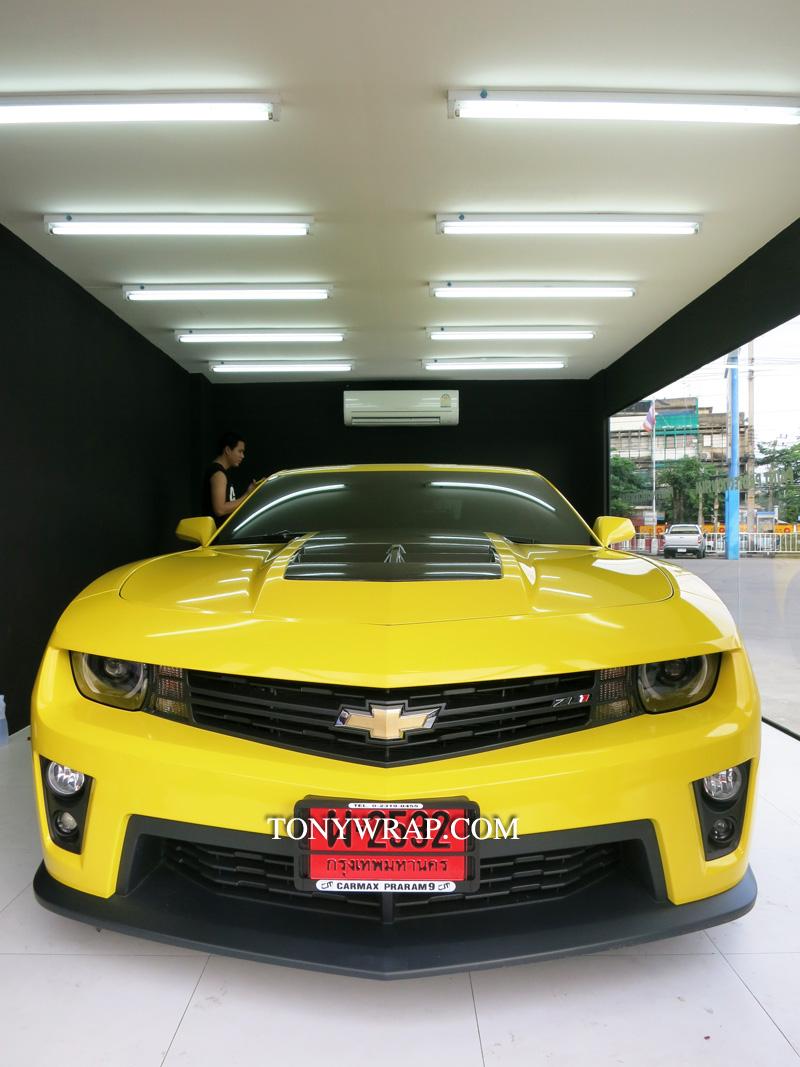 Tony Wrap Car ฟิล์มเปลี่ยนสีรถ Wrapรถ Car Wrap ราคาพิเศษ