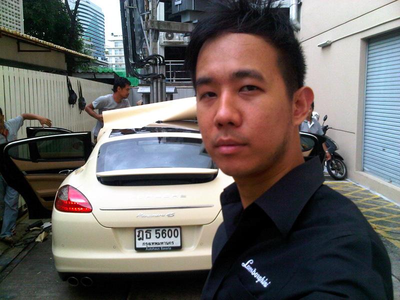 44cbb05e3de TONY WRAP CAR ฟิล์มเปลี่ยนสีรถ Wrapรถ Car Wrap ราคาพิเศษ | Matt ...