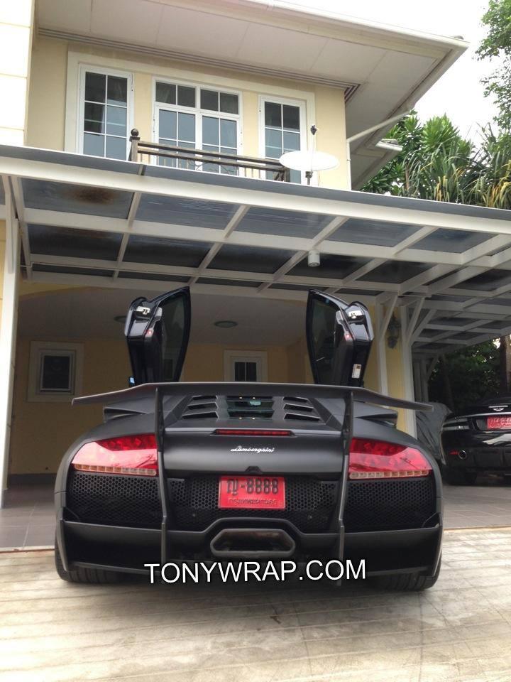 842acb1b9a98 TONY WRAP CAR ฟิล์มเปลี่ยนสีรถ Wrapรถ Car Wrap ราคาพิเศษ