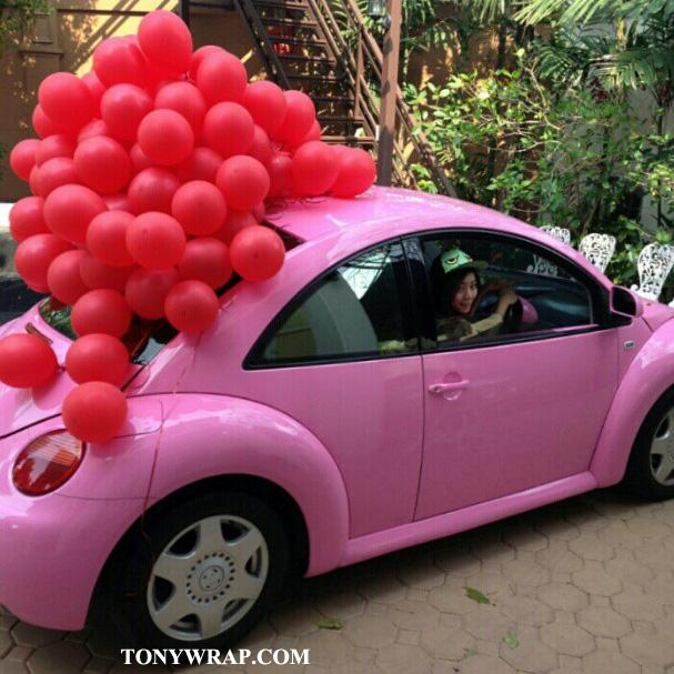 b035f48a TONY WRAP CAR ฟิล์มเปลี่ยนสีรถ Wrapรถ Car Wrap ราคาพิเศษ   Glossy ...