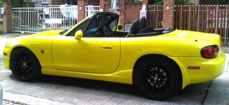 e13ed089f44b1c TONY WRAP CAR ฟิล์มเปลี่ยนสีรถ Wrapรถ Car Wrap ราคาพิเศษ   Glossy ...