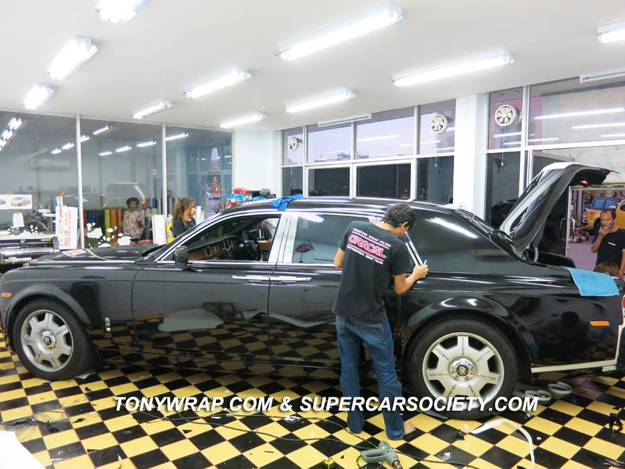 0903532a7ef5c TONY WRAP CAR ฟิล์มเปลี่ยนสีรถ Wrapรถ Car Wrap ราคาพิเศษ   Glossy ...