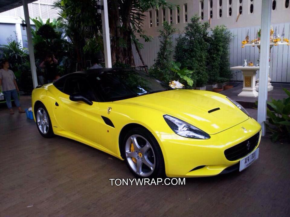 3d418d85187 TONY WRAP CAR ฟิล์มเปลี่ยนสีรถ Wrapรถ Car Wrap ราคาพิเศษ